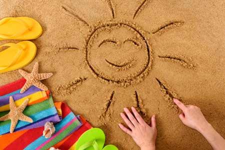 Rischi e benefici dell'esposizione al sole.