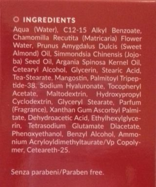 inci siero acido ialuronico mangostano skin oriented