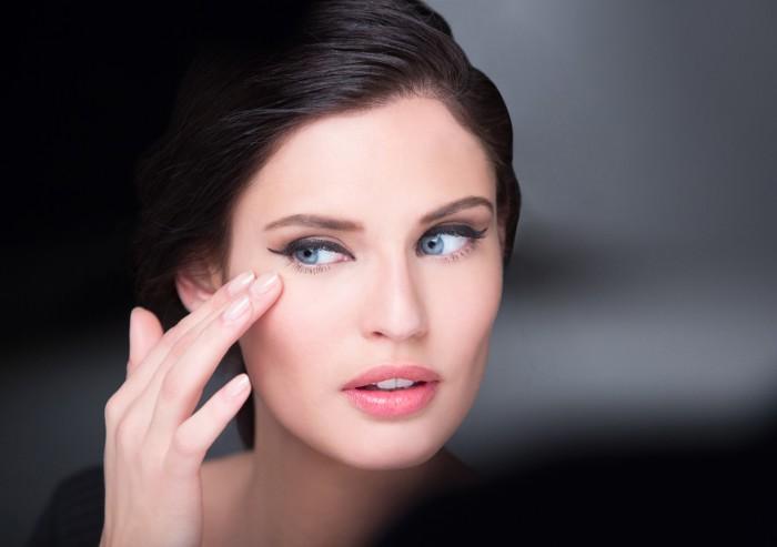 borse sotto gli occhi: trattamento cosmetico