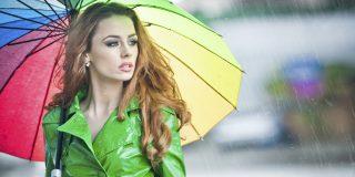 proteggere i capelli dall'umidità