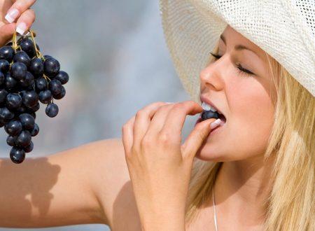 """La dieta di stagione: i cibi autunnali """"salva-pelle e capelli"""""""