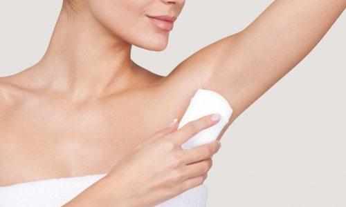 I deodoranti per ascelle irritate dalla depilazione