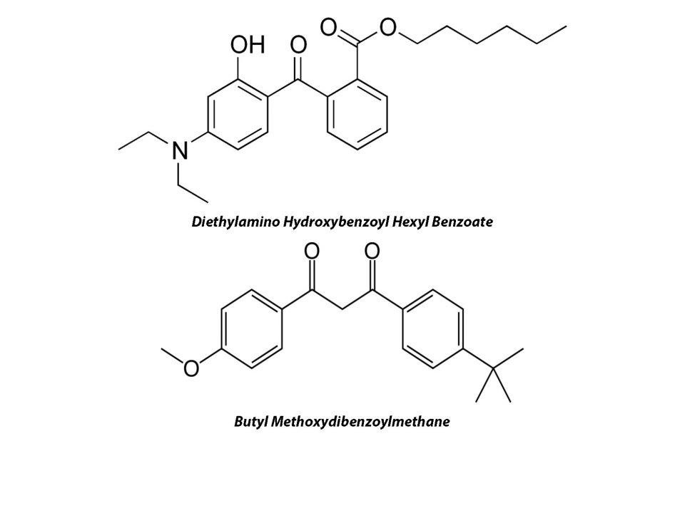 filtri chimici UVA
