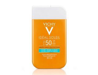 protezione solare 50 per prevenire le macchie della pelle