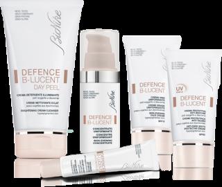 linea cosmetica anti-macchie della pelle