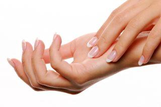 curare le mani secche e ruvide
