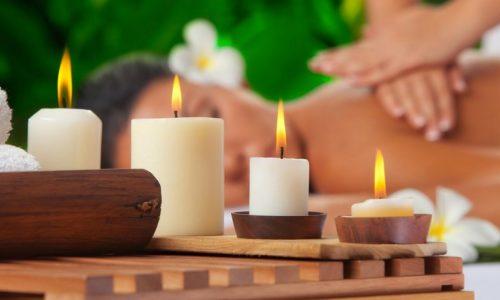 Olio corpo da massaggio defaticante post-allenamento