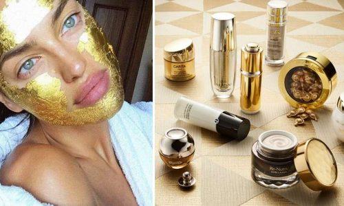 Oro nei cosmetici: quando la bellezza diventa un lusso