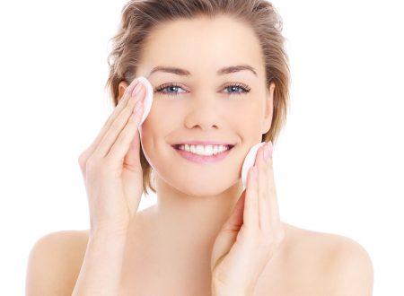 Pelle secca: come detergere viso e corpo