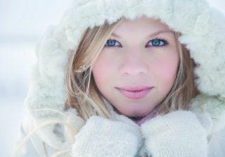pelle secca in inverno