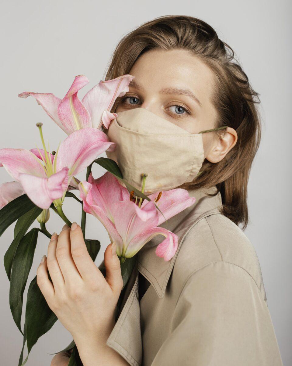 skincare per irritazioni da mascherina