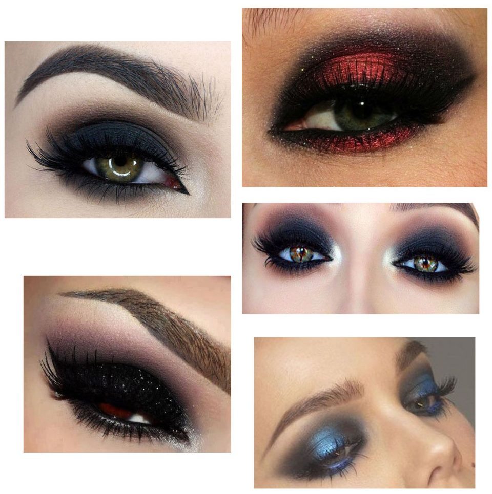 tendenze make-up Natale 2017